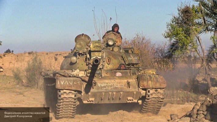 Освобождение Дейр-эз-Зора: Сирия пока не перешла в наступление на бастион ИГ*