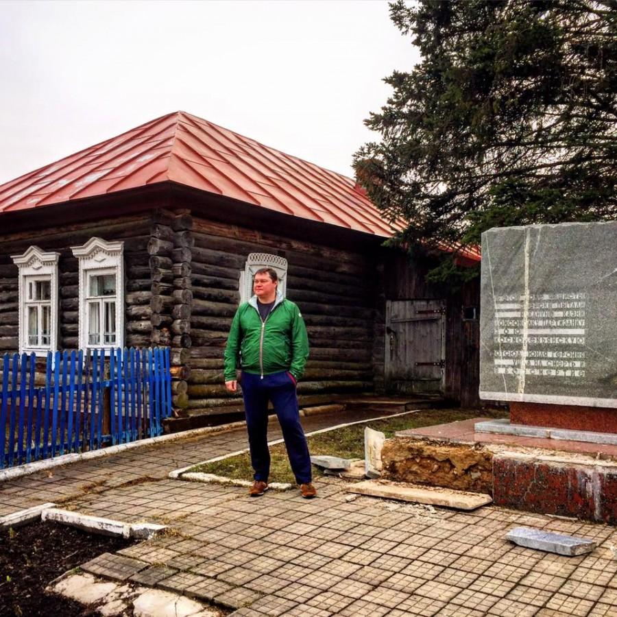 Петрищево, место казни Зои Космодемьянской