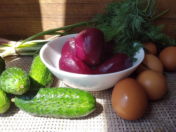 Пост холодного супа — холодник (рецепт) Холодильник, Суп, Рецепт, Кулинария, Еда, Длиннопост