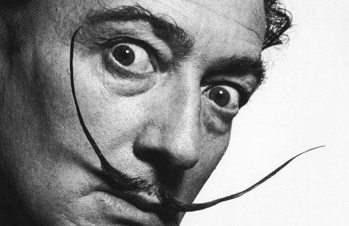 Я не сюрреалист, я – сюрреализм. Сальвадор Дали (1904-1989)