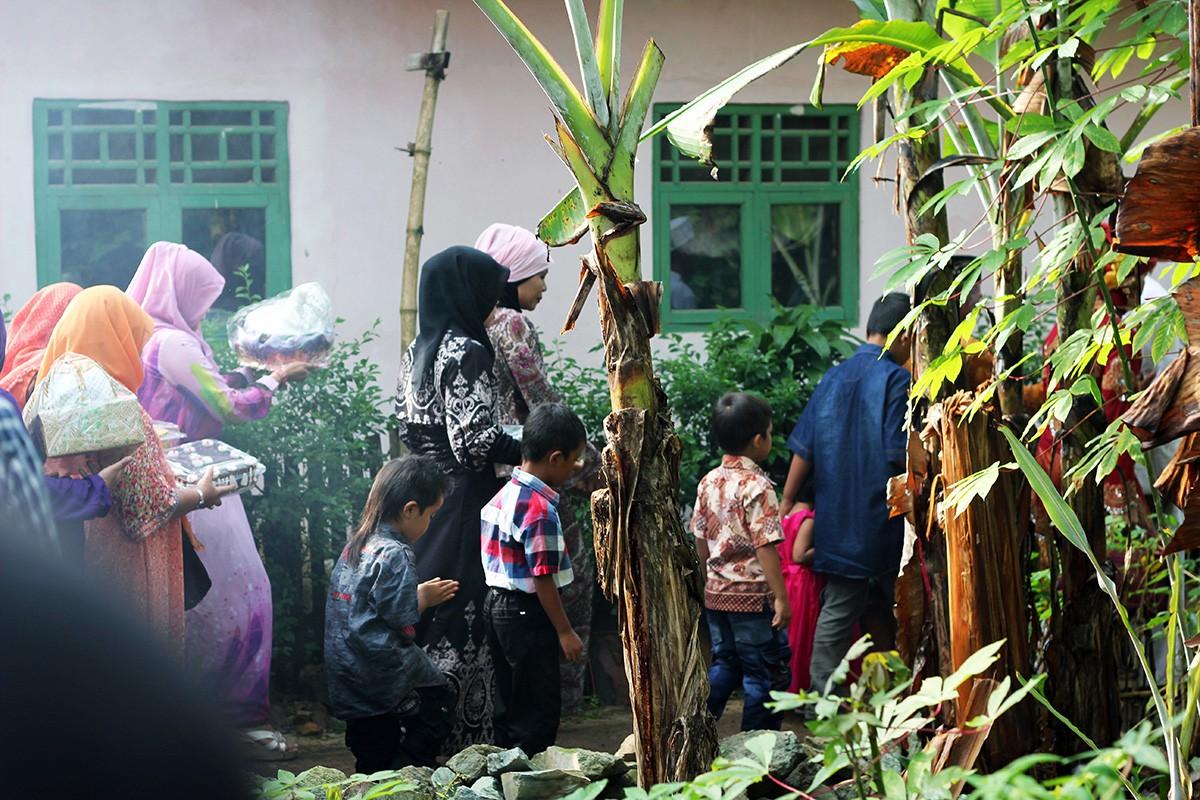 Индонезийская свадьба по правилам