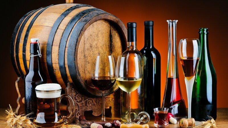 История спиртных напитков (7 фото)