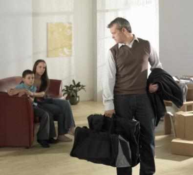 Почему мужчина уходит из семьи