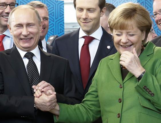 Обзор зарубежных СМИ: Россия…