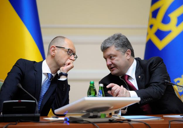 Три украинских фронта — война, экономический кризис, реформы