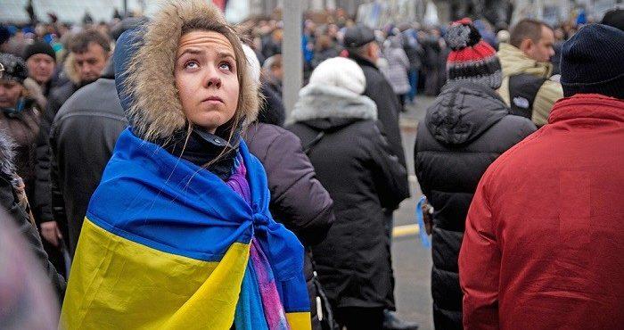 Зарисовки из жизни простых людей на Украине. «Кровавая Мэри» приехала из США, чтобы свергнуть Порошенко