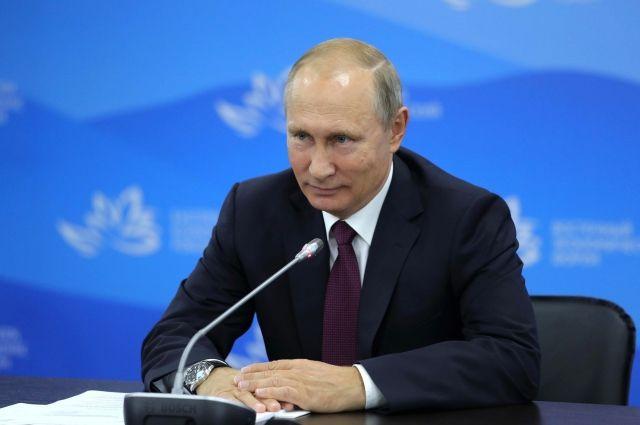 Путин встретится со своими доверенными лицами