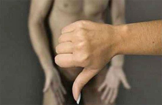 Отрезать половой член мужчины
