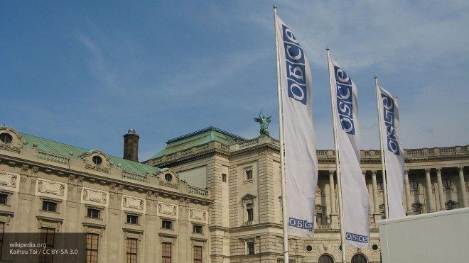 РФ потребовала от ОБСЕ предо…