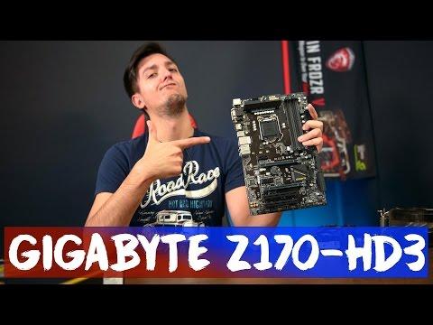 Gigabyte Z170-HD3: современная плата с COM и PCI
