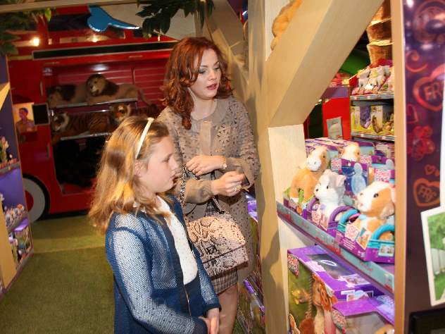 Цены на детские игрушки обогнали инфляцию