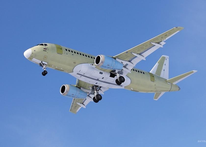 Турция собирается делать собственный Superjet