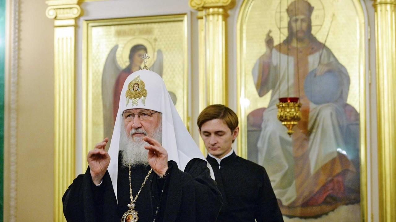 Патриарх Кирилл направил послания Папе Римскому и ООН из-за ущемления прав верующих на Украине