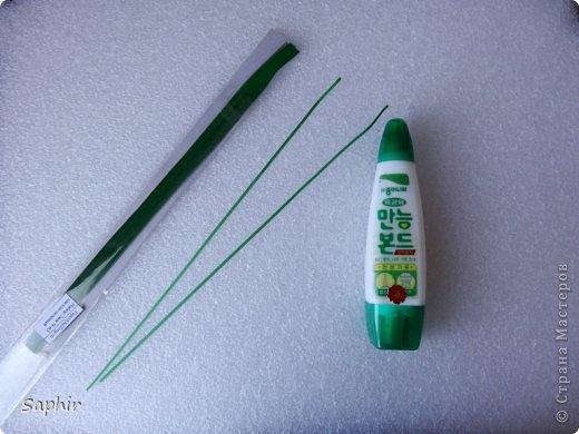 Мастер-класс Бумагопластика Маленькие цветочки из бумаги Кристал  Бумага гофрированная фото 2