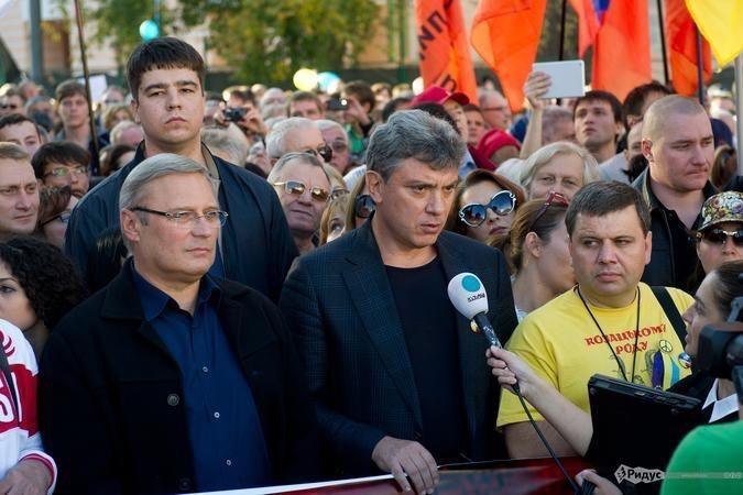 Антироссийская община Москвы: о её маршах, ритуалах и перспективах Майдана