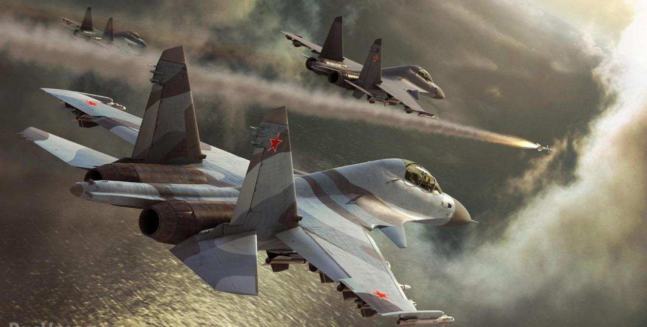 ВАЖНО: Сирийская армия и ВКС России завершили разгром ИГИЛ при Евфрате