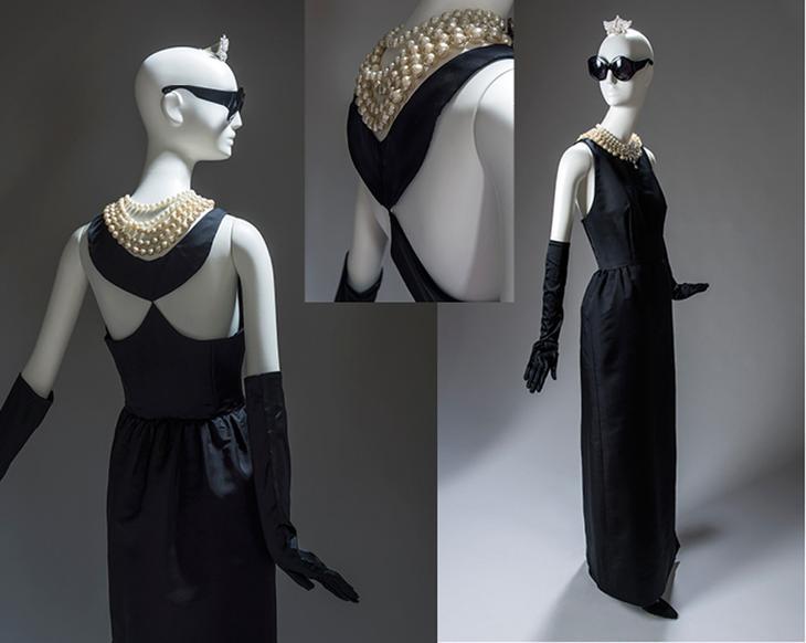 Семь гениальных платьев Юбера де Живанши