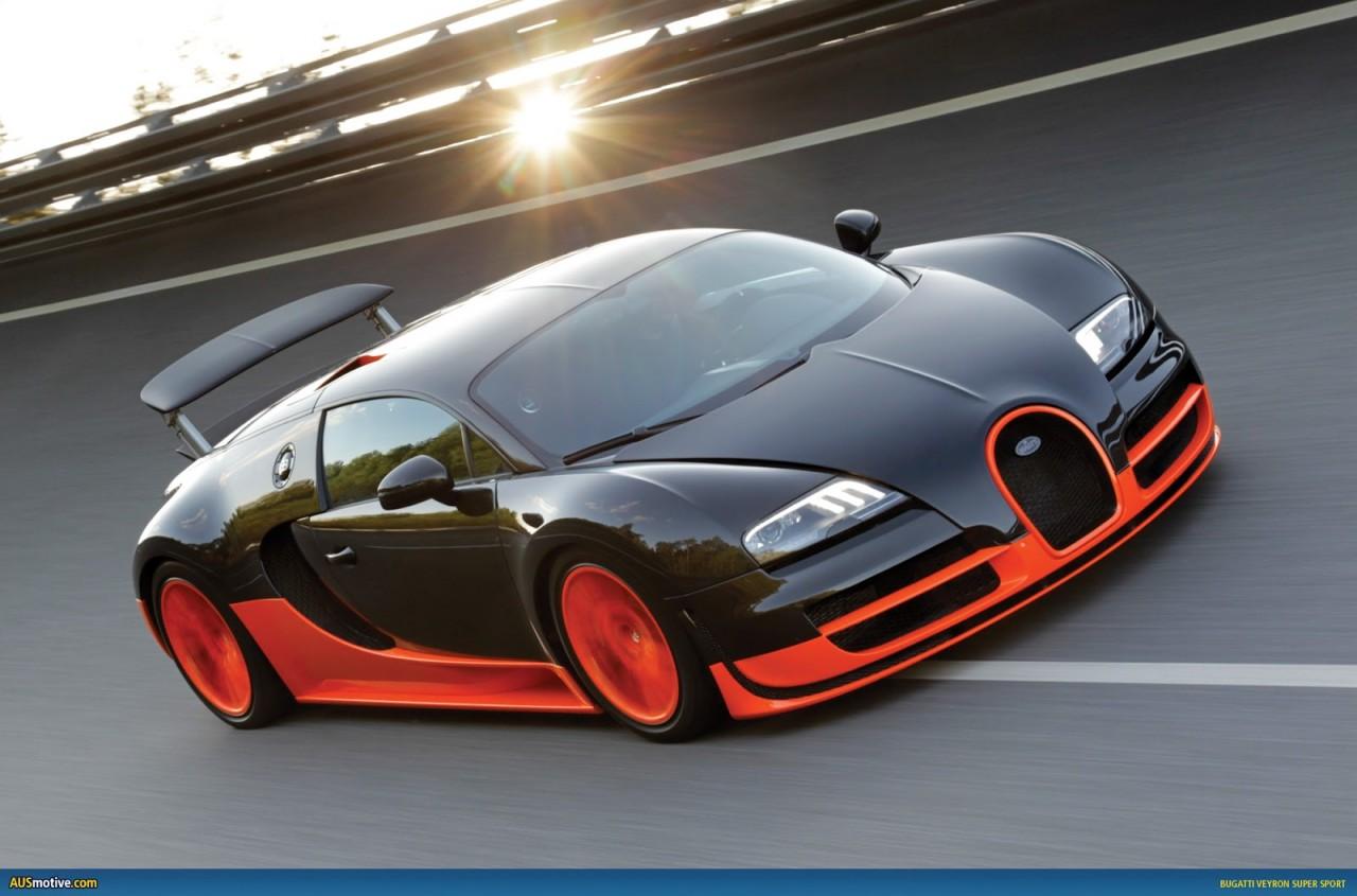 Появились свежие подробности о новом Bugatti
