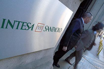 СМИ сообщили о финансировании банком Intesa сделки по приватизации «Роснефти»