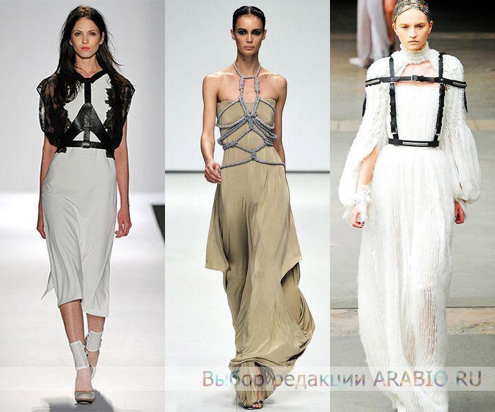 Мода в стиле 50 оттенков серого