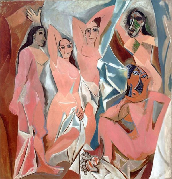 Женщины Пабло Пикассо