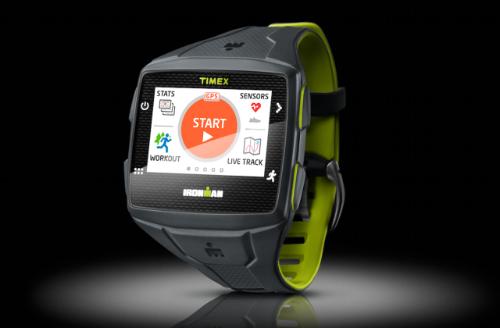 GPS One+ - новые смарт-часы с поддержкой AT&T от Timex