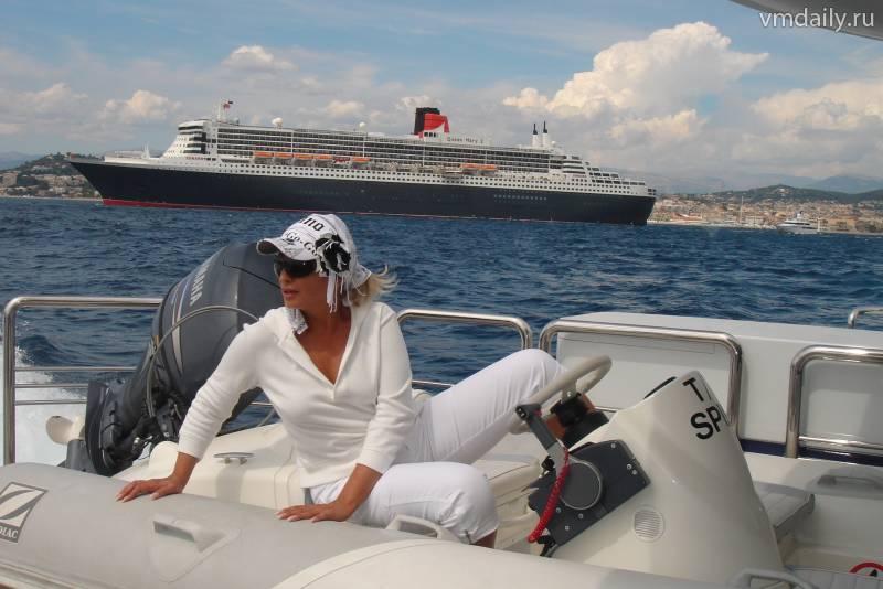 Ирина Аллегрова уже не скрывает, что отправилась жить в Италию