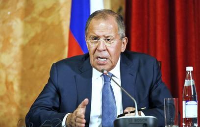 Лавров разъяснил Тиллерсону причины ответных мер России