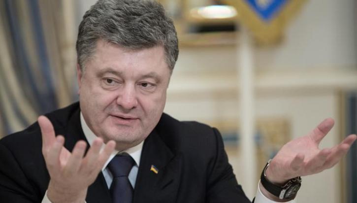 Порошенко заявил об отправке танков Т-80 в Донбасс