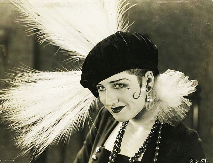 Famousflappers17 Светские львицы 20 х