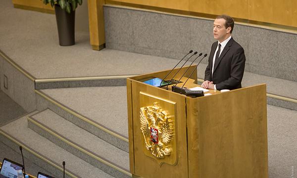 Медведев подчеркнул важность реализации партпроектов «Единой России»