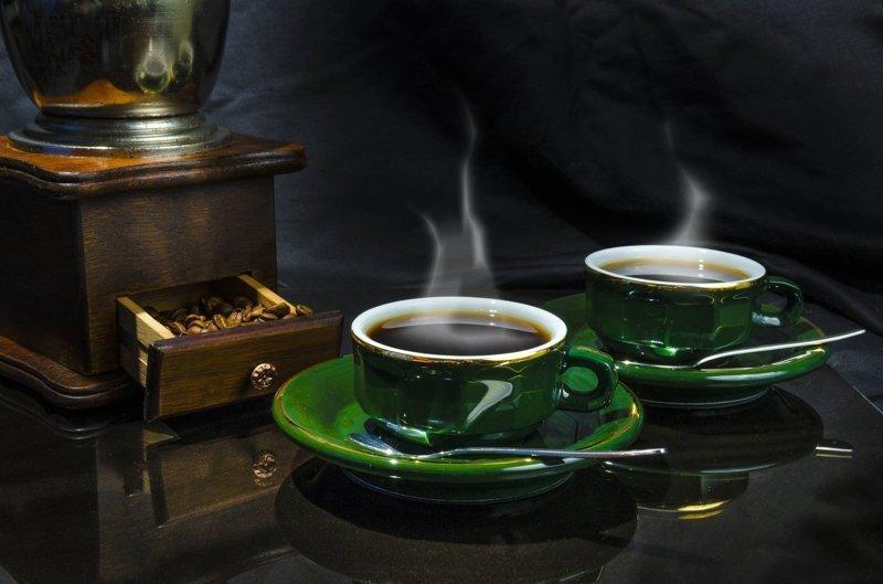 Я большой любитель кофе. Но вот интересные факты о кофе