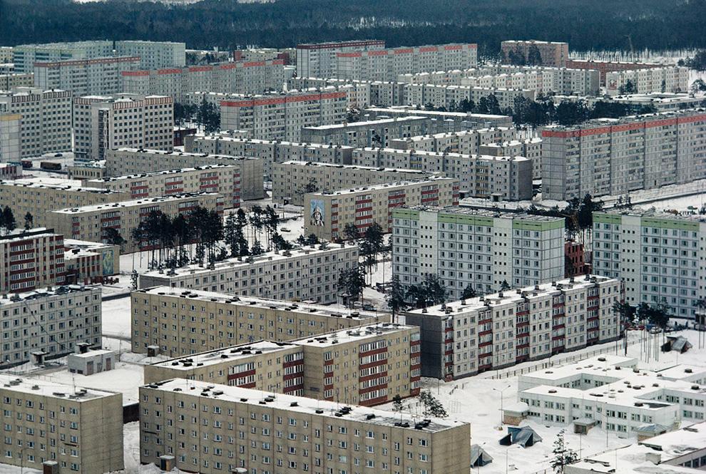 bp77 Длинная тень Чернобыля