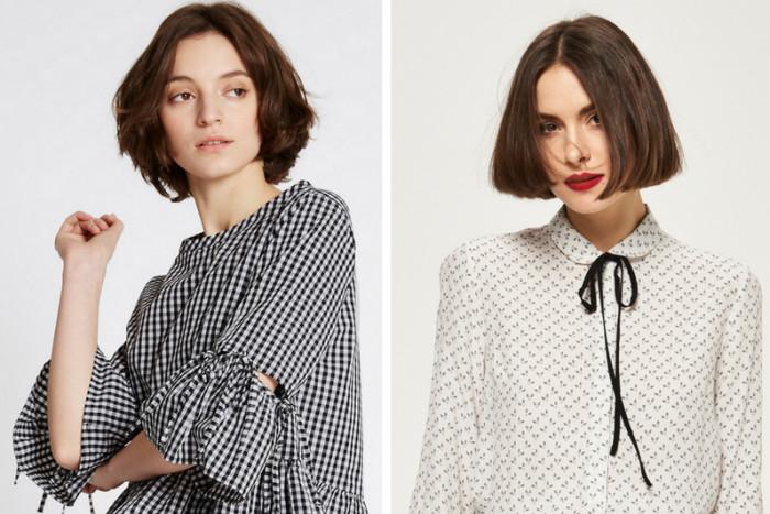 Блузы весны 2017: 8 модных фасонов, которые сделают стройной любую фигуру
