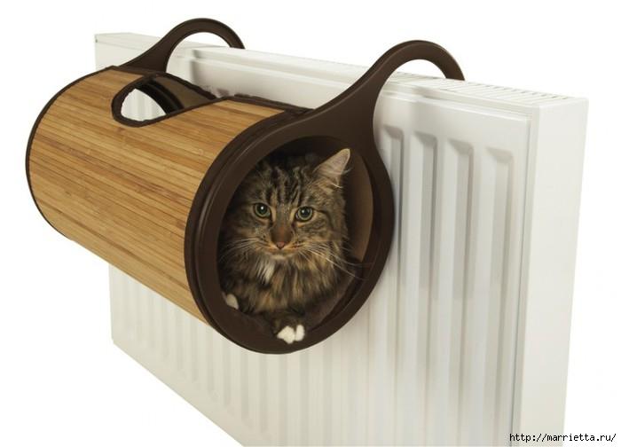 Мебель для кошек и собак.