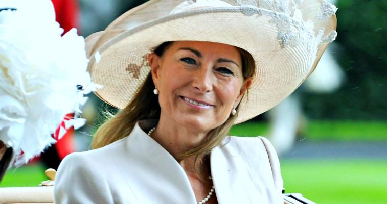 Мать герцогини Кейт: стиль Кэрол Миддлтон