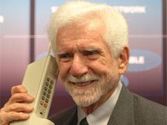 Изобретатель сотового телефона: «Мы знали, что однажды он будет у каждого»