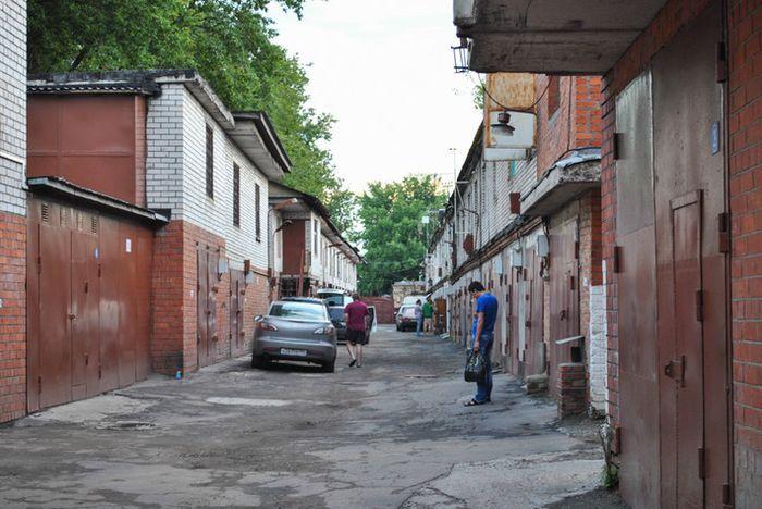 Как устроено жилье, построенное в московских гаражах