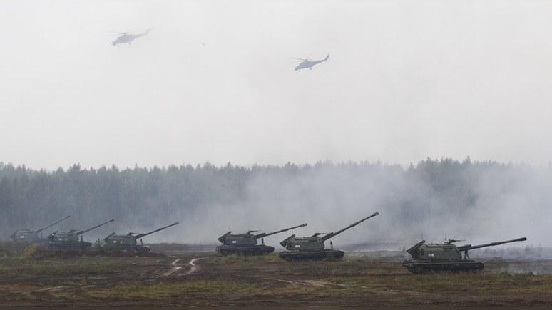 Independent: «Запад-2017» выставил НАТО распространителем «фейковых новостей»