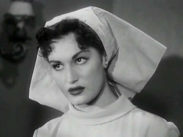 Далида в фильме *Стакан и сигарета*, 1955 | Фото: kino-teatr.ru