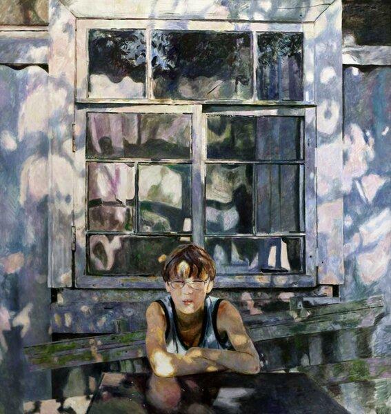 Немногим знакомо имя Бориса Лесова, а ведь это замечательный художник