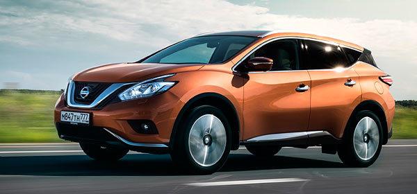 Nissan объявил о старте продаж нового Murano