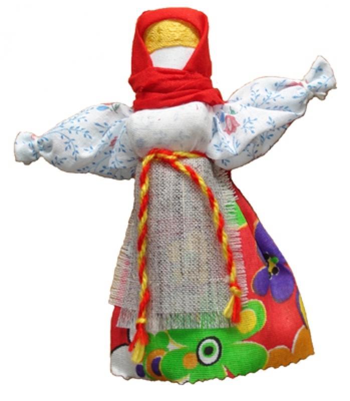 Куклы славян: игрушка и защита