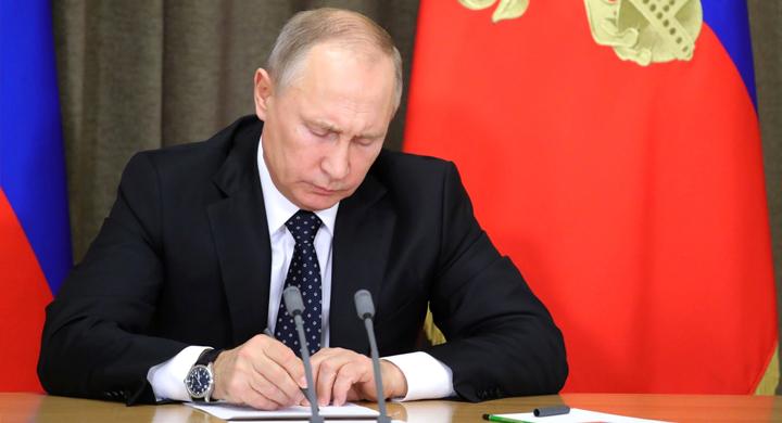 АнтиДЕЗА. Полное разоблачение Путина. Президент не подписывает законы