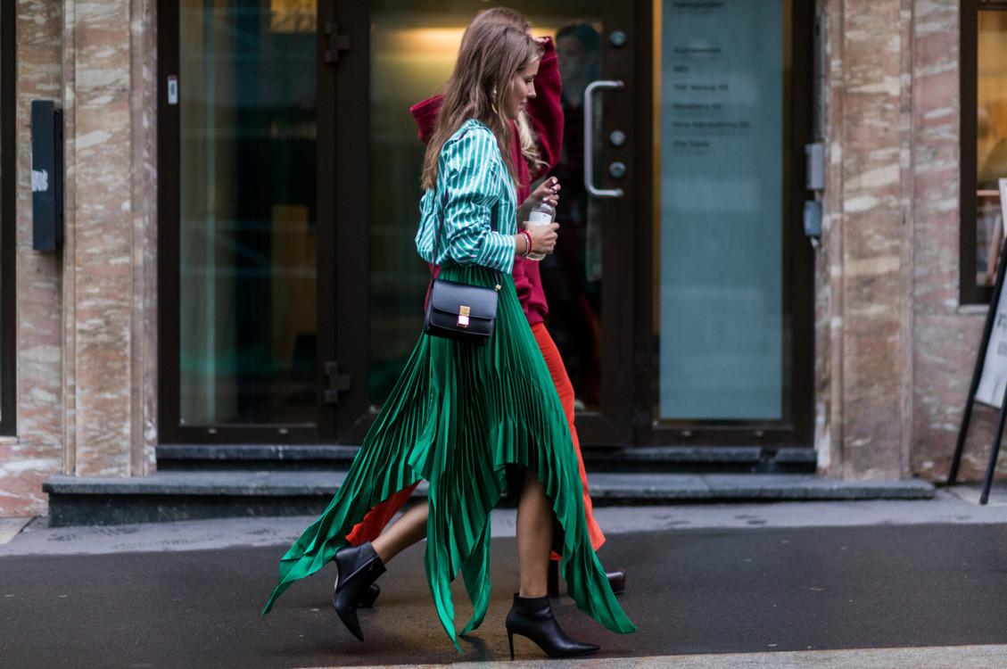 Streetstyle: 75 ярких образов с Недели моды в Осло