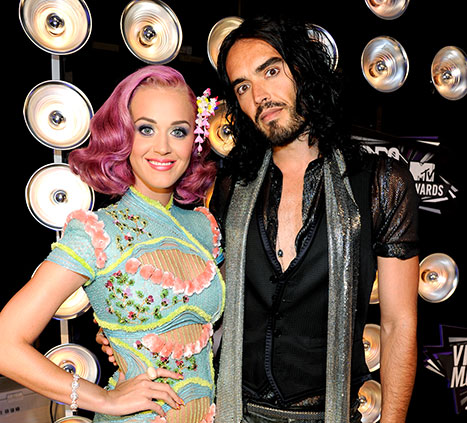 "Russell Brand: ""I Loved"" Being Married to ""Amazing"" Katy Perry"