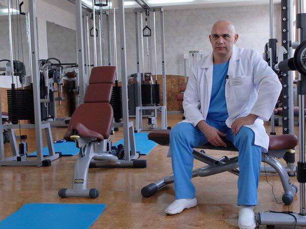 Запомните: лечиться нужно движением, а не лекарствами!