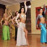 Обучение восточным танцам