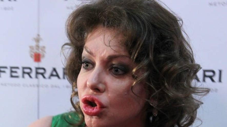 Божена Рынска обрадовалась гибели журналистов НТВ при крушении Ту-154