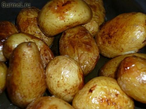 P1100092 500x375 Картофель запечённый по болгарски   Gurmel